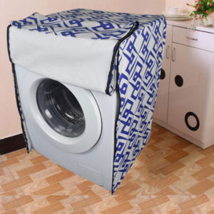 Front Load Washing Machine cover 118