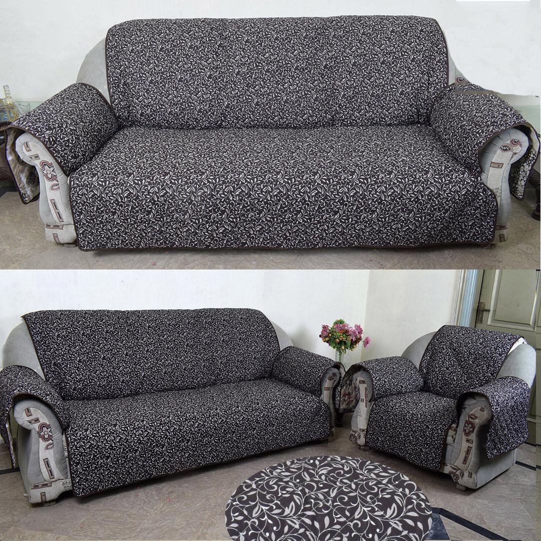 Best Dark Brown Reversible Sofa Coats