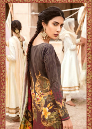 iznik lawn dress 2019