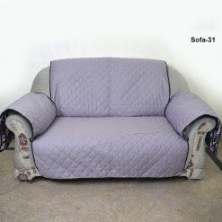 Sofa coat Grey