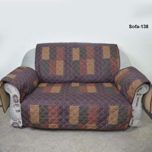 Sofa cover Brown Mix