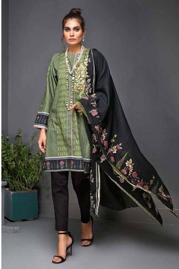 Gul ahmed Khddar Collection