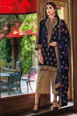 Gul Ahmed Linen Suit