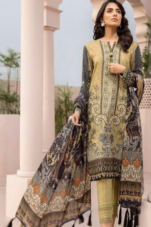 jazmin-iris lawn collection 2020