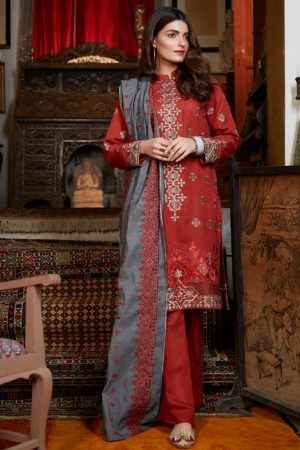 Florant FL-02B-embroided-lawn-collection-pakistan-2020