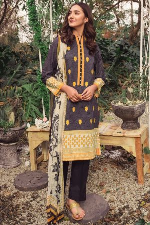 Orient OR-055 embroided lawn collection 2020