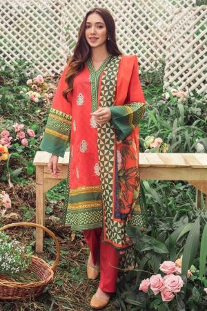 Orient OR-092 spring summer lawn suit 2020