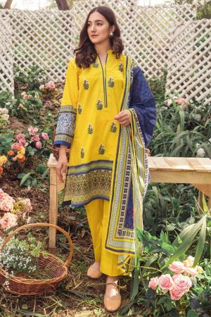 Orient OR-093 spring summer lawn suit 2020