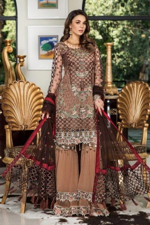 maryam-s embroided lawn collection 2020