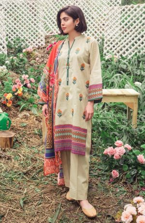 orient or-087 embroided lawn collection 2020