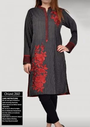orient or-110 best embroided jaquard fancy lawn suit 2020