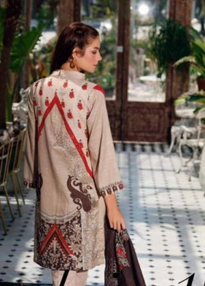 charizma lawn embroided collection 2020