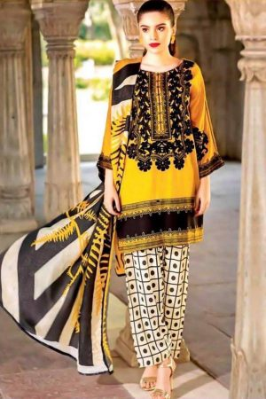 Charizma CR-RM06 charizma lawn collection 2020