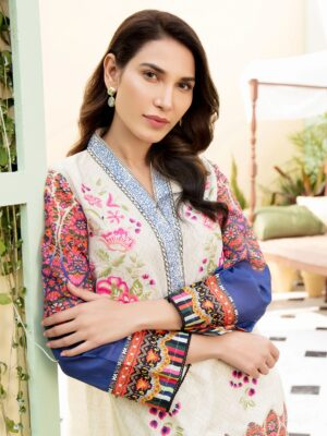 lime lite best embroided jaquard fancy lawn suit 2020