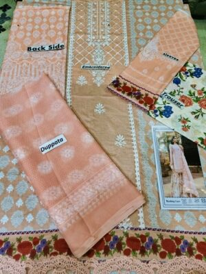 mariab embroided lawn collection 2020