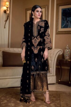Gull Ahmad embroided lawn collection 2020
