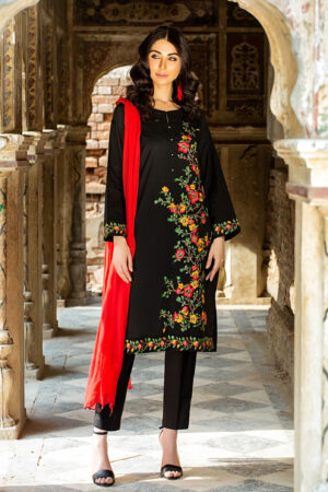 Sabeeka-Imam chinyere embroided lawn 2020 collections