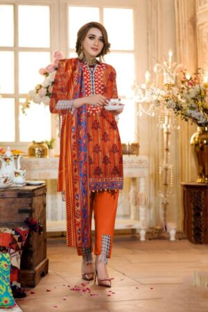 iznik lawn embroided pakistani dresses online free shipping