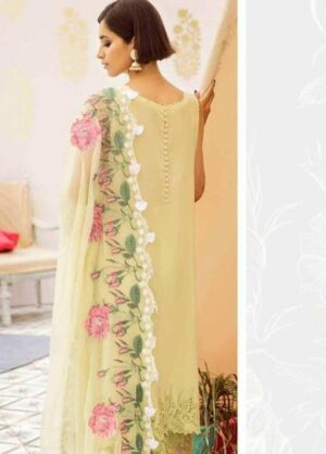 Charizma embroided lawn collection 2020