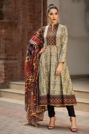 chinyere lawn pakistani dresses online free shipping