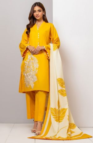 orient embroided lawn collection 2020
