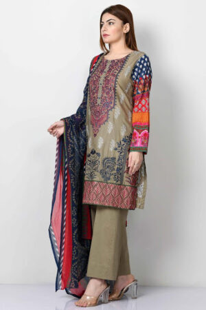 limelite embroided lawn collection 2020