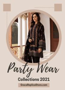 Winter Fancy Party Wear Suits 2021
