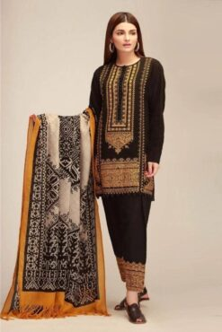 Khaadi khaddar embroided lawn collection 2021 | gul ahmad linen embroidered 2021